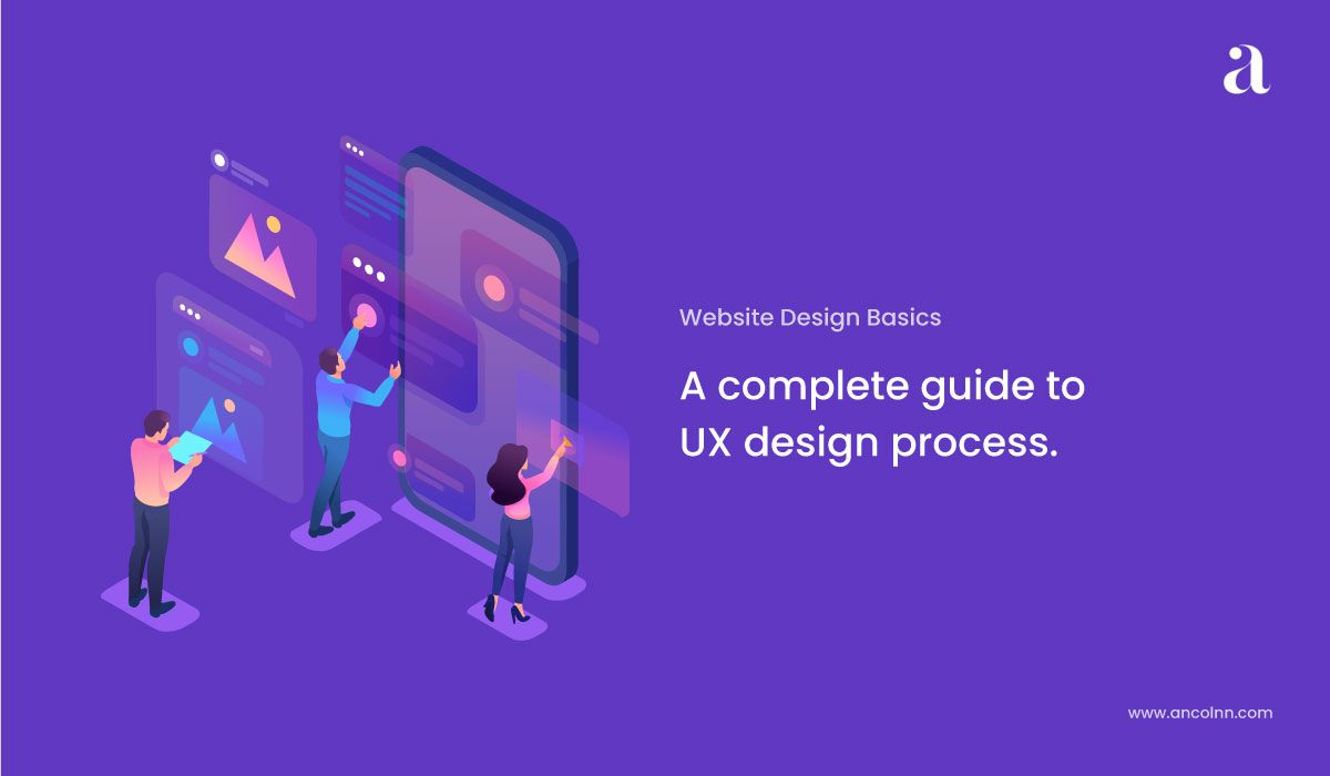 Guide to UX design process