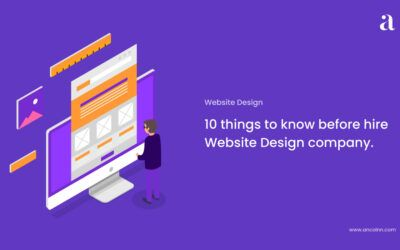 Website Design company in Bhubaneswar: 10 things you should know before you hire